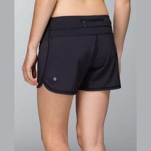 Lululemon Groovy Run Shorts Black Size 8